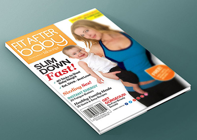Fit After Baby Bookazine
